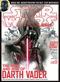 Star Wars Insider Issue 169 @ Titan Magazines