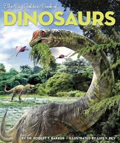 Book Review: The Big Golden Book of Dinosaurs