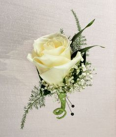 Stadium Flowers - Rose Boutonniere
