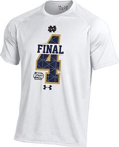 Under Armour Notre Dame Fighting Irish Women's Basketball 2015 Final Four T-Shirt | University Of Notre Dame