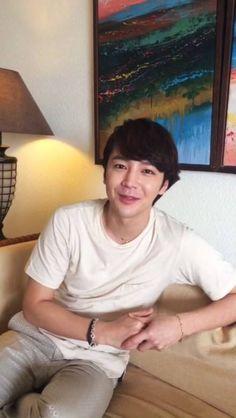 JKS Jang Keun Suk's Weibo message from14.09.24: