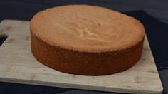 This Perfect Sponge Cake is made in the most classic way! Using only three ingredients, you will get the most moist, leveled cake that pairs perfectly with any of your favorite creams. Cake Preparation, Cake Recipes, Dessert Recipes, Aussie Food, Chocolate Sponge Cake, Basic Cake, Walnut Cake, Cake Decorating Tips, Cake Servings
