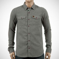 DC Terrill longsleeve shirt