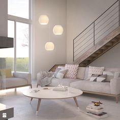 Salon styl Minimalistyczny Salon - zdjęcie od Philips Lighting