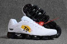 Men's Nike Air Max Plus Tn Ultra Triple Black Red Yellow White 898015 100 Boys Running Shoes 898015 100