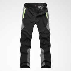 Outdoor Waterproof Quick-Dry Breathable Elastic Sport Pants for Men is Durable-NewChic Mobile.