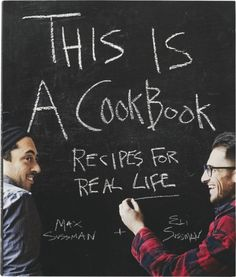"""This is a Cookbook""  