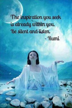 spirituality quotes | The Inspiration You Seek ~ Rumi