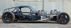 Tubular Rat Rod by Yannic   AmcarGuide.com - American muscle car guide
