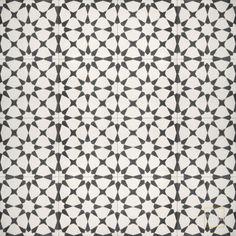 Snowbank C14-4 - moroccan cement tile