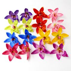10PCS 8CM Handmake Artificial Silk Lily Flower Head For Wedding Decoration DIY Wreath Gift Box Scrapbooking Craft Fake Flowers #Affiliate
