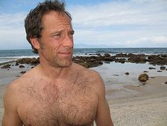 Mike Rowe : strong, masculine, hilarious, and has a sexy voice. He's funny too..