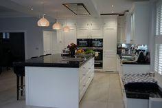 1909 In Frame Kitchen in Chalk German Kitchen, New Kitchen, Quality Kitchens, Bespoke Kitchens, North London, Beautiful Kitchens, Kitchen Design, Bootroom, Sweet Home