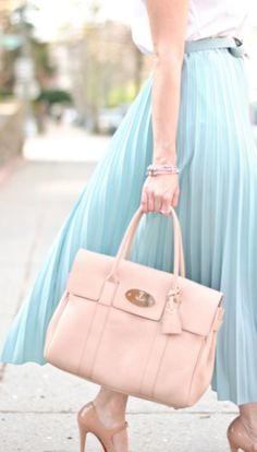 Pastels & PANDORA (A Lacey Perspective)