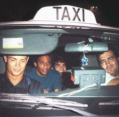 algxrianos: Ronaldo, Marcelo, and Kaka