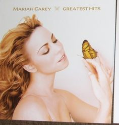 Copy of Mariah Carey - Butterfly - Album Cover Poster Flat