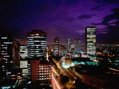 Cielo de Bogotá, unico