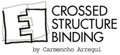 Crossed Structure Binding - detailed instructions by Carmencho Arregui who 'invented' the technique. Other good stuff on her website.