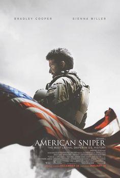 America Sniper - Mini Print B