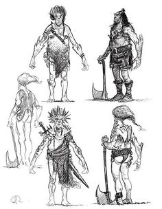 Jean-Baptiste Monge jbmonge | Illustrator Character Designer | Canada | Digital Domain