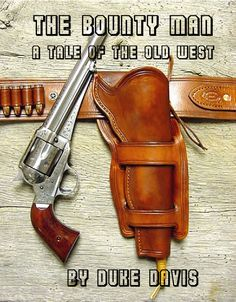 Case McCabe was tired of hunting men down as a living. He was too old for the long chases, fast gunfights. He was going to retire after this one and settle down on the river outside Dallas. But first he had to catch Red Pinmen. The only problem was there were a few people that wanted him to leave Pinmen alone.  They didn't think he deserved to go to jail, or be back shot by a Bounty Hunter. After all, the man Red had killed was an SOB. Case was determined to take Red to justice.