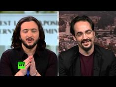 Peter Joseph,  Talks With Lee Camp  - The Venus Project - Redacted Tonight