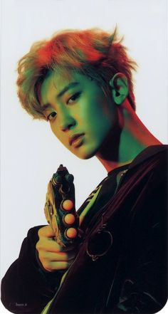 My man Park Chanyeol from exo