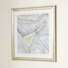 Agate Framed Print I #birchlane