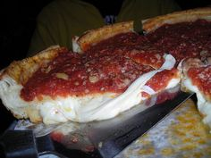 Giordano's Chicago Pizza Style.