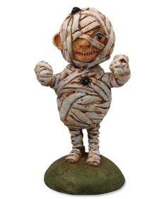 Mummy Boy a Debra Schoch design.  TheHolidayBarn.com