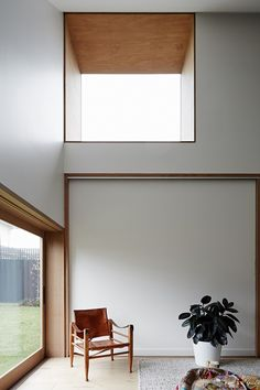 GOODWOOD Victorian Ash Sliding Doors at Hoddle House by Freadman White Architects