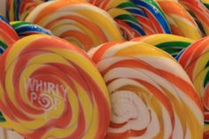 American lollipops in Budapest @ Sugar