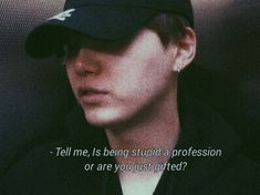 bts quotes Credit to weheartit account: xjinniesx [Fake bts subs] Bts Lyrics Quotes, Bts Qoutes, Bts Citations, Aesthetic Qoutes, Bts Texts, Savage Quotes, Frases Tumblr, Mood Quotes, Fact Quotes