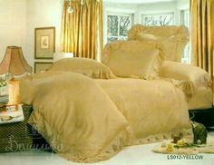 Постельное белье ELTARO желтое 2-сп от KingSilk (Китай) - купить по низкой цене в интернет магазине Домильфо