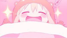 Anime Gif ~ Himouto! Umaru-chan