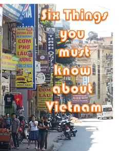 Six things you must know before traveling to Vietnam with kids. Don't leave home without reading it first.