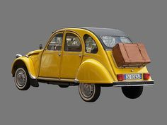 citroen 2cv I have always wanted one of these!