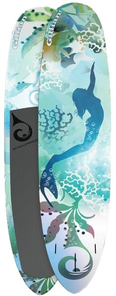 Stand UP Paddleboards, Triathlons, Freediving, Kayaking SUP Company Gillian Gibree Green SUP Yoga Stand Up Paddleboard -10'10""