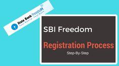 SBI Freedom App Registration Process [Step-by-Step]