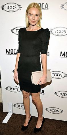 Kate Bosworth. In a $65 Topshop LBD!