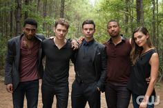 """The Originals 4x04 """"Keepers Of The House"""" - Vincent, Klaus, Elijah, Marcel and Hayley"""