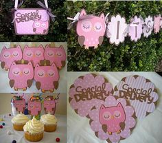 cute! I like the banner and it looks easy to make. good DIY project