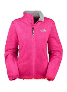 The North Face Womens Pink Ribbon Osito Jacket Passion Pink   #Pink #Womens #Sneakers