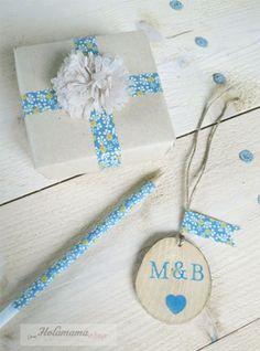 Washi Tape Gift wrapping / Envolturas