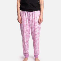 Matching Jogger - Pink Tie Dye - XL