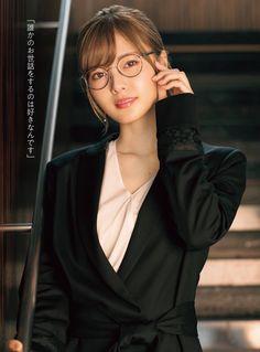 """The """"New"""" Mai Shiraishi. Beautiful Asian Girls, Beautiful Women, Japan Girl, Girls With Glasses, Girl Glasses, Asia Girl, Bikini Fashion, Women's Fashion, Asian Woman"""