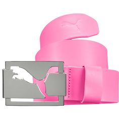Puma Golf High Shine Belt - Cabaret