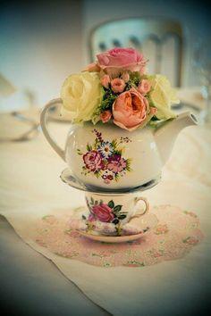 South Wales Florish Blush Floral Art Wedding Centrepieces_003