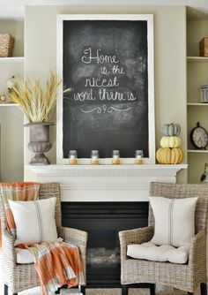Hello and welcome friends! I'm so happy to have you here. My door is open and I'd love for you to come inside and take a look around because fall has definitely arrived at our home.  I've been thinking a lot lately about the word 'home'. You see, things are a bit crazy right …