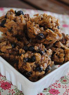 Chewy Granola Bites